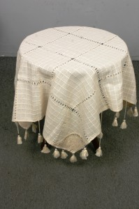 100x100 nazarlı masa örtüsü